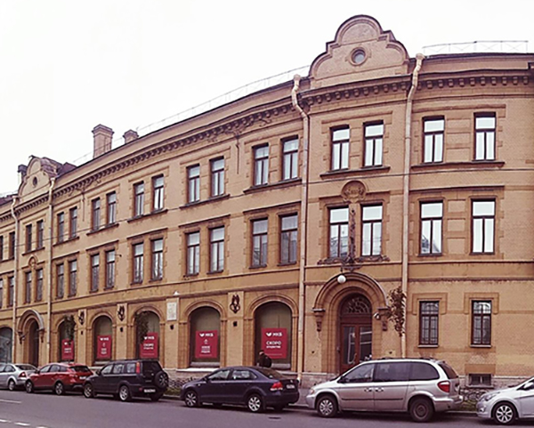 Здание Московского Кредитного Банка