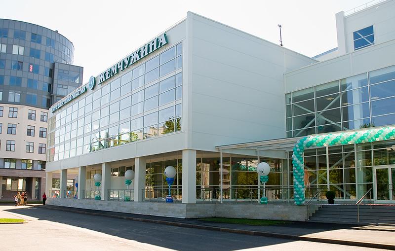 Центр олимпийской подготовки по художественной гимнастике «Жемчужина»