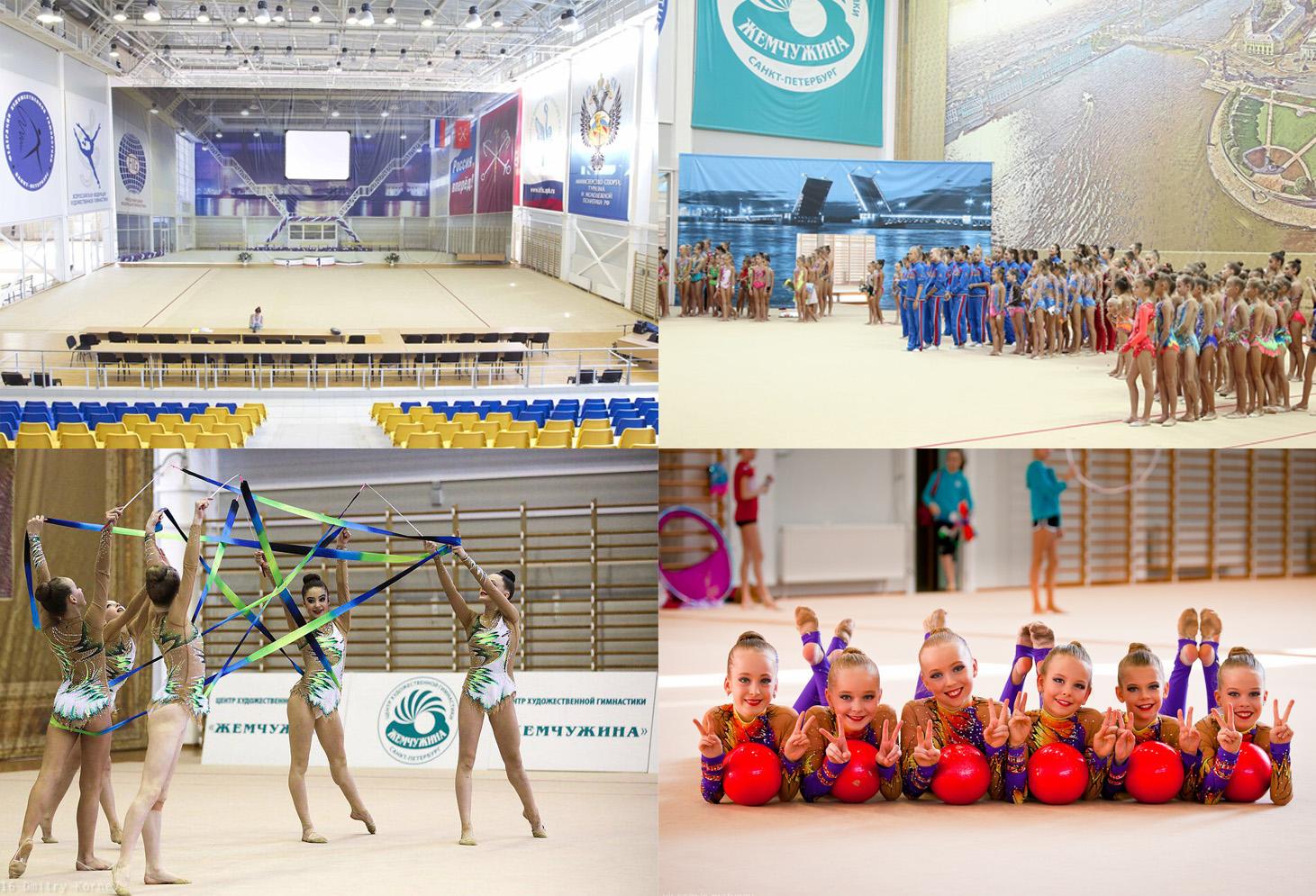 Центр художественной гимнастики «Жемчужина» под охраной Одеона