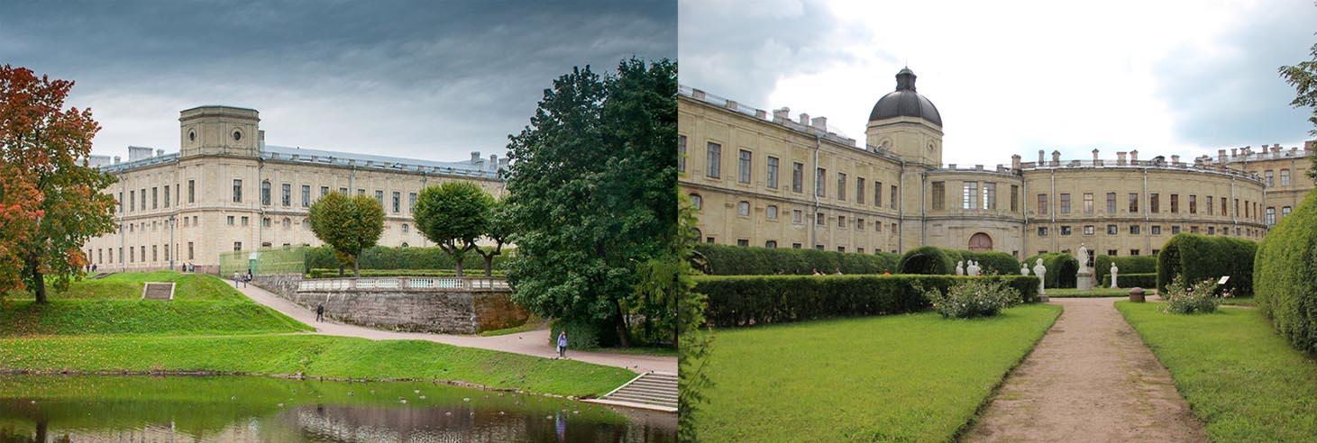 Гатчинский дворец-музей 2