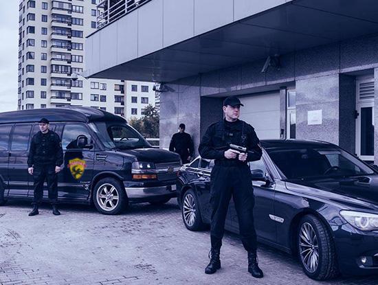 Вооруженная инкассация от ОП «Одеон»