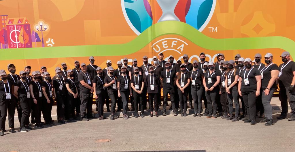 Завершение турнира Евро 2020