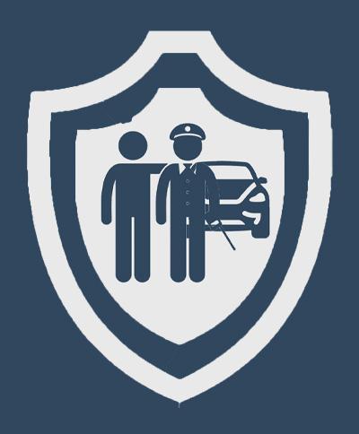 Автомобиль сопровождения с водителем и охранником